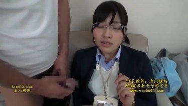 【市川まさみ】恥ずかしいです♡真面目な清楚系眼鏡っ子がパンスト姿で恥じらう姿がたまりません!!
